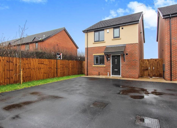 Thumbnail 3 bed detached house for sale in Taylors Lane, Memorial Road, Pilling, Lancashire