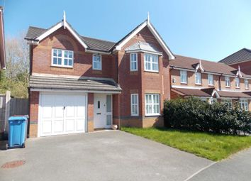 Thumbnail 4 bed detached house for sale in Dickens Close, Kirkby, Liverpool
