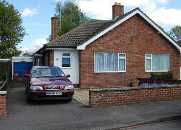 Thumbnail 2 bedroom semi-detached bungalow to rent in Kingsmead Close, Cheltenham, Gloucester
