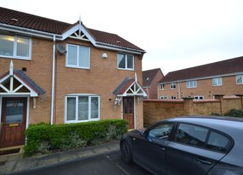 Thumbnail 3 bed semi-detached house to rent in Bestwood Close, Leicester