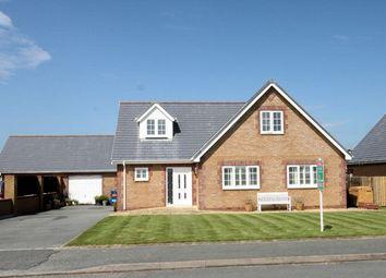 Thumbnail 3 bed detached house for sale in Corbett Avenue, Tywyn, Gwynedd