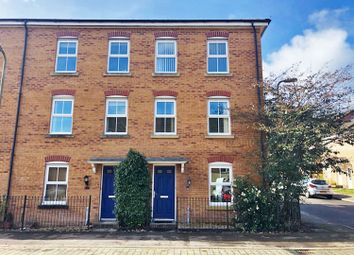 Thumbnail 4 bed town house for sale in Dragon Way, Penallta, Hengoed
