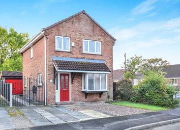 Thumbnail 3 bed detached house for sale in Ashcombe Drive, Radcliffe, Manchester