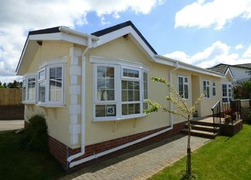 Thumbnail 2 bed detached house for sale in Country Choice Caravan Park, Stratford Bridge, Ripple, Tewkesbury