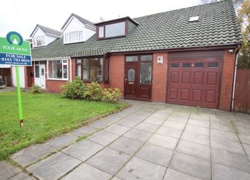 Thumbnail 3 bed bungalow for sale in Shawbrook Avenue, Worsley, Manchester
