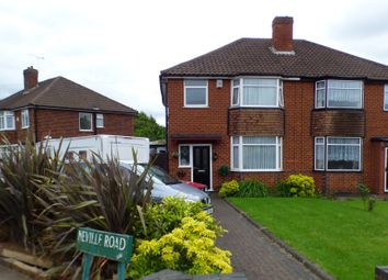 Thumbnail Land for sale in Freehold Ground Rent, Neville Road, Castle Bromwich, Birmingham
