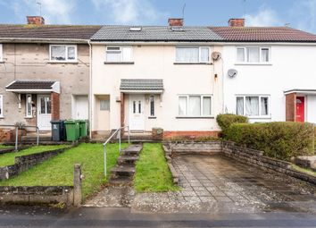 Thumbnail 3 bed terraced house for sale in Templeton Avenue, Llanishen, Cardiff