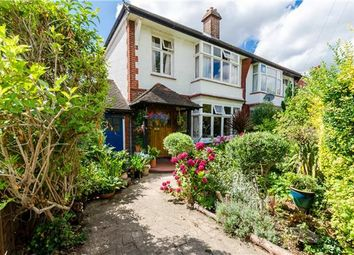 Thumbnail 3 bed semi-detached house for sale in Poplar Road South, London