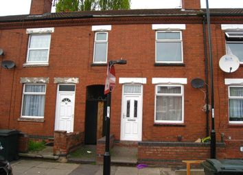 Thumbnail 2 bedroom terraced house for sale in Newnham Road, Coventry