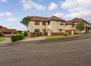 Thumbnail 4 bed detached house for sale in Paddockdyke, Skelmorlie, North Ayrshire