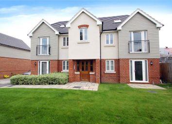Thumbnail 2 bed flat to rent in Langmeads Close, East Preston, Littlehampton