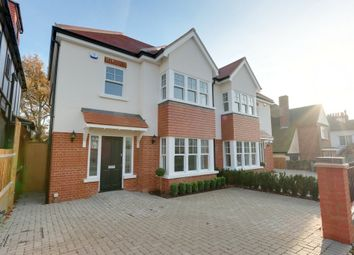 Thumbnail 5 bedroom semi-detached house for sale in Somerville Gardens, Leigh-On-Sea