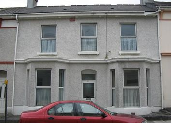 Thumbnail 4 bed town house to rent in Sydney Street, Near Babbage, Plymouth
