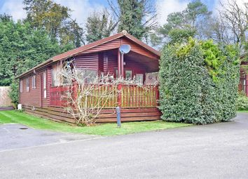 Thumbnail 2 bed mobile/park home for sale in Edgeley Park, Farley Green, Guildford, Surrey