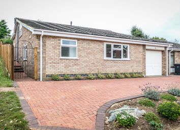 Thumbnail 3 bed detached bungalow for sale in Rosemary Drive, Bromham, Bedford