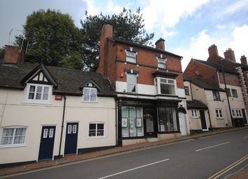 Thumbnail 1 bedroom flat to rent in Great Hales Street, Market Drayton