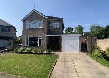 Thumbnail 3 bed detached house to rent in Sherwood Close, Stamford, Lincolnshire