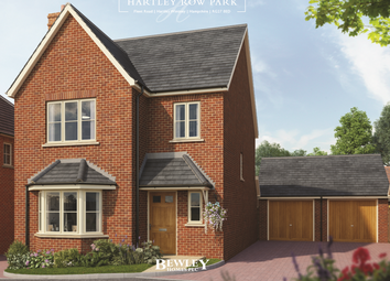 Thumbnail 3 bed detached house for sale in The Kintbury, Fleet Road, Hartley Wintney, Hampshire
