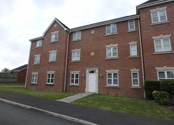 Thumbnail 2 bed flat for sale in Chapelside Close, Great Sankey, Warrington, Cheshire
