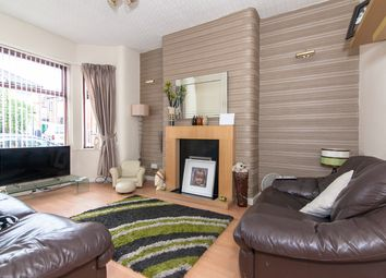 Thumbnail 3 bed semi-detached house for sale in Woodville Grove, Stockport