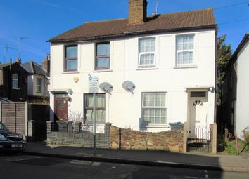 Thumbnail 2 bed semi-detached house for sale in Laud Street, Croydon, Surrey