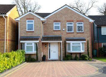 Thumbnail 4 bed detached house for sale in Chepstow Close, Pound Hill