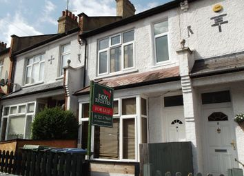 Thumbnail 3 bed terraced house for sale in Howarth Road, London