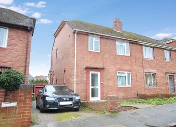 Thumbnail 3 bedroom semi-detached house for sale in Kingsway, Heavitree, Exeter