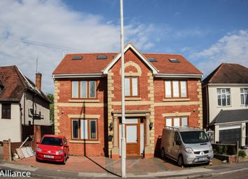 Thumbnail 6 bed detached house for sale in Tomswood Hill, Ilford