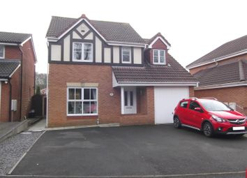 Thumbnail 4 bed detached house for sale in Brotherhood Drive, St. Helens