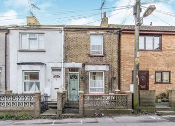 Thumbnail 2 bed terraced house to rent in Reed Street, Cliffe, Rochester