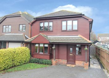 Thumbnail 3 bed detached house for sale in Bunkley Meadow, Hamstreet, Ashford