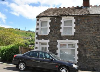 Thumbnail 3 bed semi-detached house for sale in Harcourt Terrace, Brithdir, New Tredegar