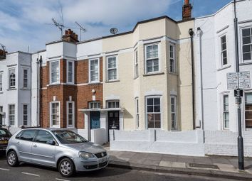 Thumbnail 4 bed flat for sale in Racton Road, London