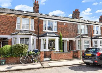 Thumbnail 4 bed terraced house for sale in West Oxford, City