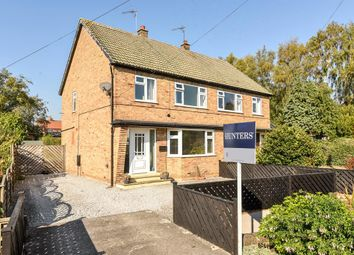 Thumbnail 3 bed property for sale in Back Lane, Barmby Moor, York