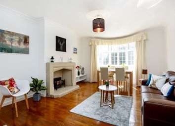 Thumbnail 3 bed flat to rent in Wimbledon Close, The Downs, London