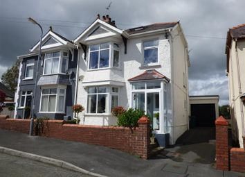Thumbnail 4 bed property for sale in St. Nons Avenue, Carmarthen