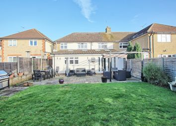 Thumbnail 4 bed semi-detached house for sale in St. Margarets Road, Stanstead Abbotts, Ware