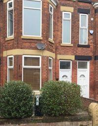 Thumbnail 1 bed flat to rent in Warwick Road, Chorlton Cum Hardy, Manchester