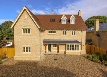 Thumbnail 5 bed detached house for sale in Elm Tree Walk, Shippon, Abingdon
