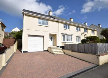 Thumbnail 4 bed detached house to rent in Berries Avenue, Bude