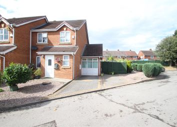 Thumbnail 3 bed town house for sale in Park View Close, Blurton, Stoke-On-Trent