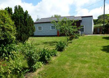 Thumbnail 2 bedroom detached bungalow for sale in Tresowes, Ashton, Helston