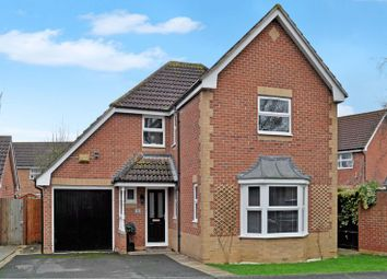 Thumbnail 4 bed detached house for sale in Colne Drive, Didcot