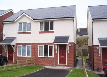 Thumbnail 2 bed detached house to rent in Pen Y Cei, Felin Y Mor Road, Aberystwyth