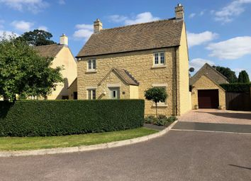 Thumbnail 3 bed detached house for sale in The Wern, Lechlade, Gloucestershire