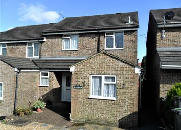 Thumbnail 4 bed semi-detached house for sale in Woodside Close, Bordon