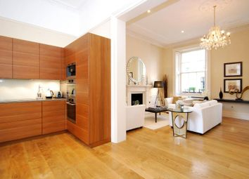 Thumbnail 3 bed flat to rent in West Eaton Place, Knightsbridge