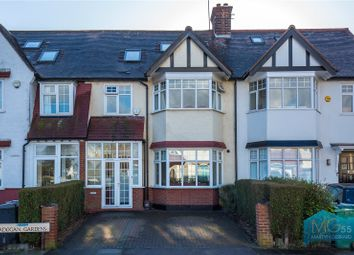 4 bed terraced house for sale in Cadogan Gardens, Finchely, London N3